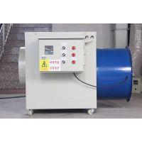 工业养殖电加热风机暖风机 供暖保温电热风机