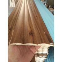 广东同色生态板门套线实木免漆包覆线条SUO-47欢迎订做