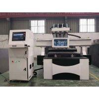 厂家直销 木工机械开料机 板式家具 单工位四工序 数控开料机