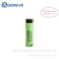 笔记本电池、强光手电筒、电动工具锂电池松下-18650-3400B