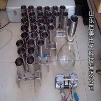 HMG-3A三联全不锈钢抽滤装置 多联过滤器 抽滤装置