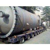 专业做盾构机进出口海运装卸的货代公司,盾构机出口散货船运输