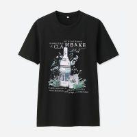 品牌剪标尾货外贸库存男装男士夏季印花短袖T恤青年休闲短袖体恤