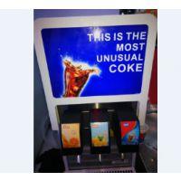 学校餐厅可乐机价格表供应学校食堂可乐机