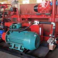 ZLJ-150煤矿用坑道钻机采用机械传动、液压给进、具有体积小、重量轻、操作维修方便等特点。
