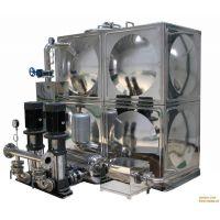 二次加压供水设备无负压供水设备