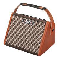 阿诺玛便携式民谣木吉他音箱户外弹唱K歌无线蓝牙可充电小型音响