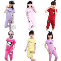 福建省泉州市哪里有中小童T恤批发纯棉个性可爱童装批发适合地摊甩卖T恤