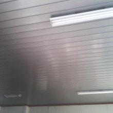 集装箱房内衬板 彩钢吊顶板150宽 活动房彩钢吊顶板