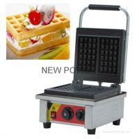 铸铁两片方形华夫炉/比利时华夫饼机/华夫炉厂家松饼机华夫电烤炉