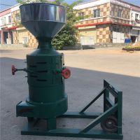 省时省力电动小型五谷脱皮机 小米高粱去皮碾米机 粮食加工设备