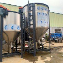 深圳北1000公斤塑料搅拌机 2吨粉碎料搅拌机 塑料粒子拌料桶