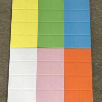 山东淄博色砖厂家幼儿园用彩色瓷片瓷砖亮面300X600