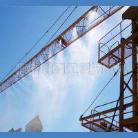 临沂工地塔吊喷淋系统塔吊专用的喷淋降尘设备塔吊喷淋可定制除尘