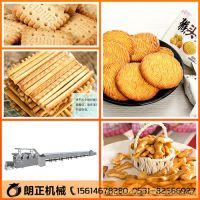 薄饼机价格饼干自动化生产线大型单饼机多少钱