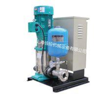 德国威乐水泵COR-1MVI811不锈钢恒压变频供水系列DN32变频加压泵