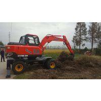 轮式抓木机SD95-9B厂家直销木材装取专用车价格优惠售后无忧可定制
