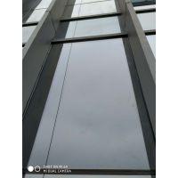 佛山外墙玻璃维修+佛山损坏玻璃拆除更换+佛山玻璃幕墙破损拆除安装