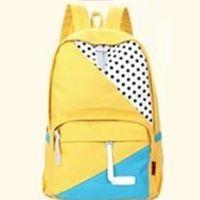 运动休闲包定制2014新款韩版双肩背包 学生双肩背包  10色