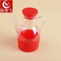 塑料彩色油壶调味瓶调料瓶子01153厨房工具家居日用百货批发
