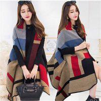 新款围巾夏季空调披肩保暖两用冬季加厚超大号韩版百搭女时尚经典