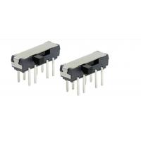 dip switch 双排三档侧拨滑动开关 8脚微型拨指开关LY-SK30