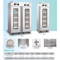 美厨消毒柜商用MC-8热风两门双门推车式消毒碗柜高温杀菌