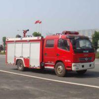 东风多利卡消防车,3吨消防车,水罐消防车,江特牌JDF5080GXFSG30/A型水罐消防车