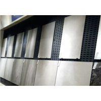 厦门市瓷砖货架方孔板  铁板方孔洞洞板  地砖样品展架可自由摆放