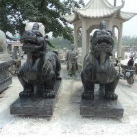 青石石雕貔貅 动物石雕 广场户外园林 大象石雕生产厂家 石雕价格