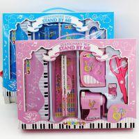 音乐文具套装 钢琴音符文具套装 小学生文具礼盒套装礼品套装礼包