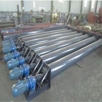 混凝土砂浆耐磨型大管径提升机 六九不锈钢污泥螺旋输送机
