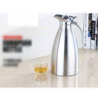 不锈钢欧式保温壶咖啡壶家用热水瓶便携水壶暖水瓶保暖瓶礼品赠品