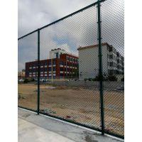 广西学校操场护栏网、焊接运动场围网、篮球场铁丝围栏网