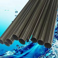 供应长春304不锈钢水管DN40不锈钢卫生级管薄壁卡压式