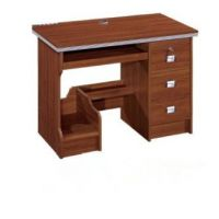 简易办公家具板式职员办公桌椅组合 时尚单人电脑桌简约办公桌