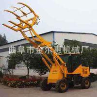 木材抓木机 电启动  厂家供应抓草机 抓木机 农用单缸小型抓草机