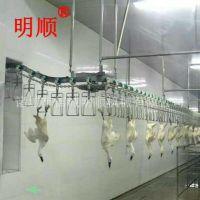 山东优质的鸭屠宰生产线厂家 明顺机械专注鸭屠宰流水线十五年