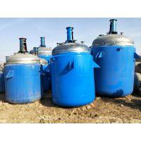 供应二手8吨搪瓷反应釜,各种型号二手搪瓷反应釜回收,质量保证
