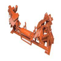 耐腐蚀性高槽型托辊输送机提升机配件 定制