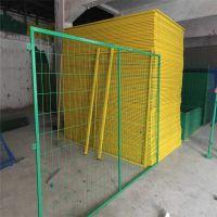 钢丝片网围墙 围墙焊接网 公路护栏板