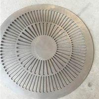 Φ4不锈钢冲孔网 2mm圆孔冲孔网制造商 通风散热性能好