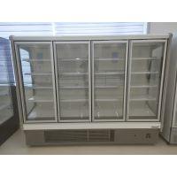 河南海星HS-FMG水果保鲜展示柜,水果风幕柜,水果蔬菜冷藏展示柜