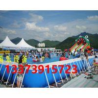 大型儿童游乐设备,水上乐园,支架水池,充气城堡,充气滑梯,趣味运动会比赛项目器材