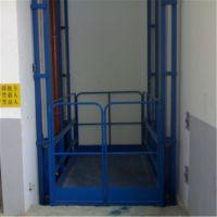 定制汽车式升降平台导轨 双导轨汽车升降货梯