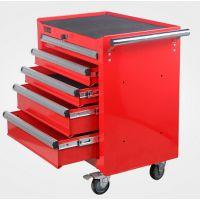 国宏五层维修工具车工具柜5抽屉工具箱移动式推车