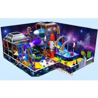 新型太空系列淘气堡儿童乐园室内亲子乐园游乐场游乐设备广州飞翔家厂家直销