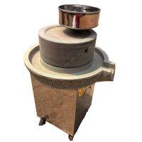 电动石磨米浆机 商用麦饭石天然磨盘大容量布拉肠粉机河粉机