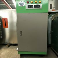 72KW电加热蒸汽发生器亮普PLC控制,高效节能