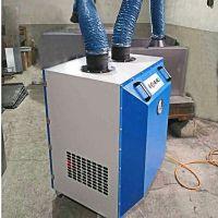 河南焊烟净化器厂家郑州正耀移动单双臂式焊接烟尘净化器